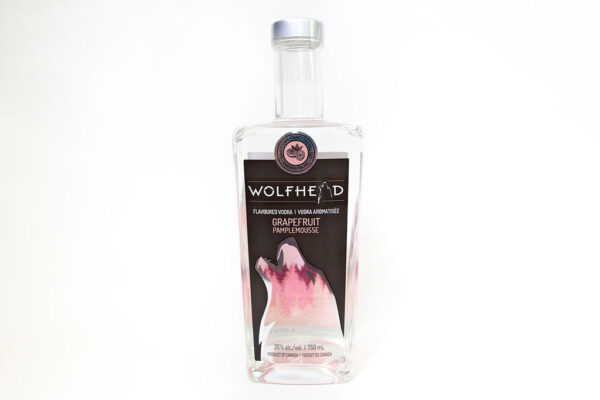 Wolfhead Grapefruit Vodka