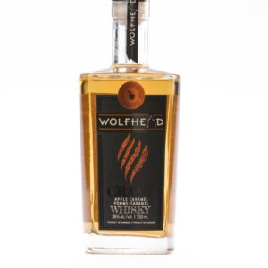 Wolfhead Apple Caramel Whisky