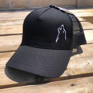 Ladies Wolfhead Baseball Hat