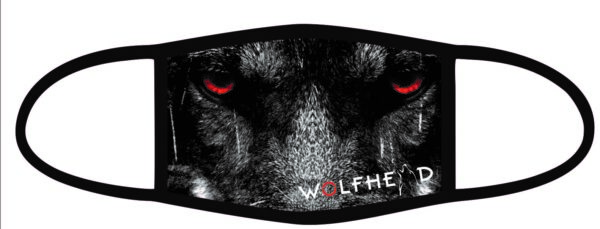 Wolfhead Face Mask-Just the Eyes