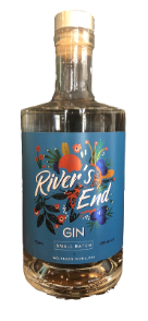Wolfhead River's End Gin