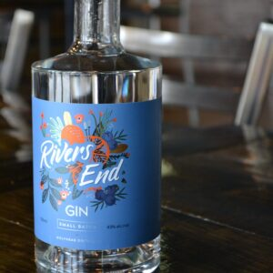 Rivers End Gin