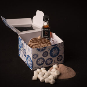 Wolfhead Hot Chocolate Bomb Mini Set