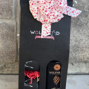 Wolfhead Sunday Morning Gift Set