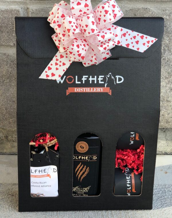 Wolfhead 3 Panel Gift Tote