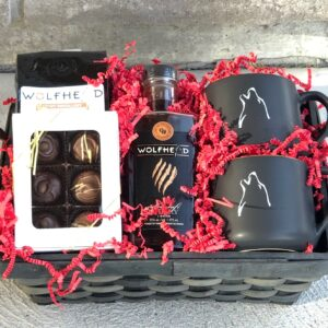 Valentine's Coffee & Chocolates Gift Set