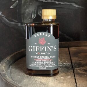 Giffin's Maple Syrup at Wolfhead