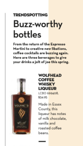 Wolfhead Coffee Whisky in LCBO Food & Drink