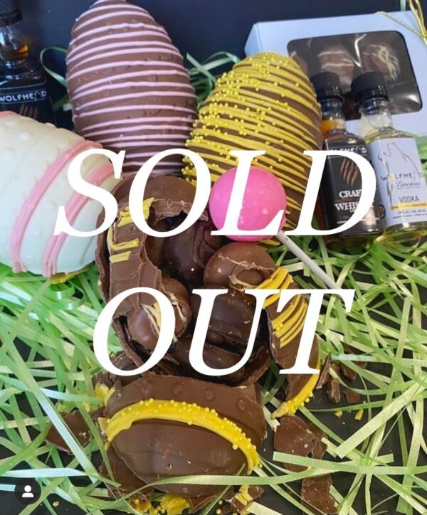 Wolfhead Smash Eggs Sold Out