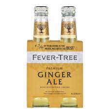Wolfhead Fever Tree Ginger Ale