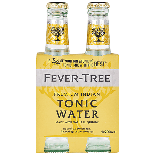 Wolfhead Fever Tree Tonic Water