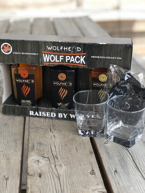 Wolfhead Father's Day Gift Sets