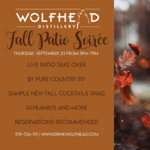 Wolfhead Pure Country 89 Patio Take Over